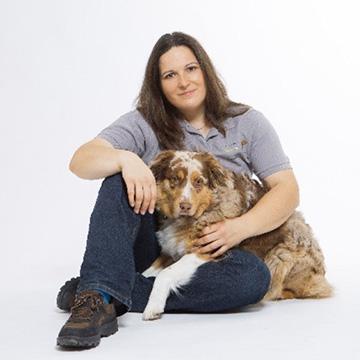 Sandra Pawlik - Tierphysiotherapeutin (TPVD)